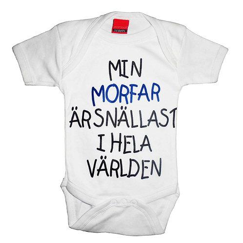 """""""Min Morfar Är Snällast I Hela Världen"""""""
