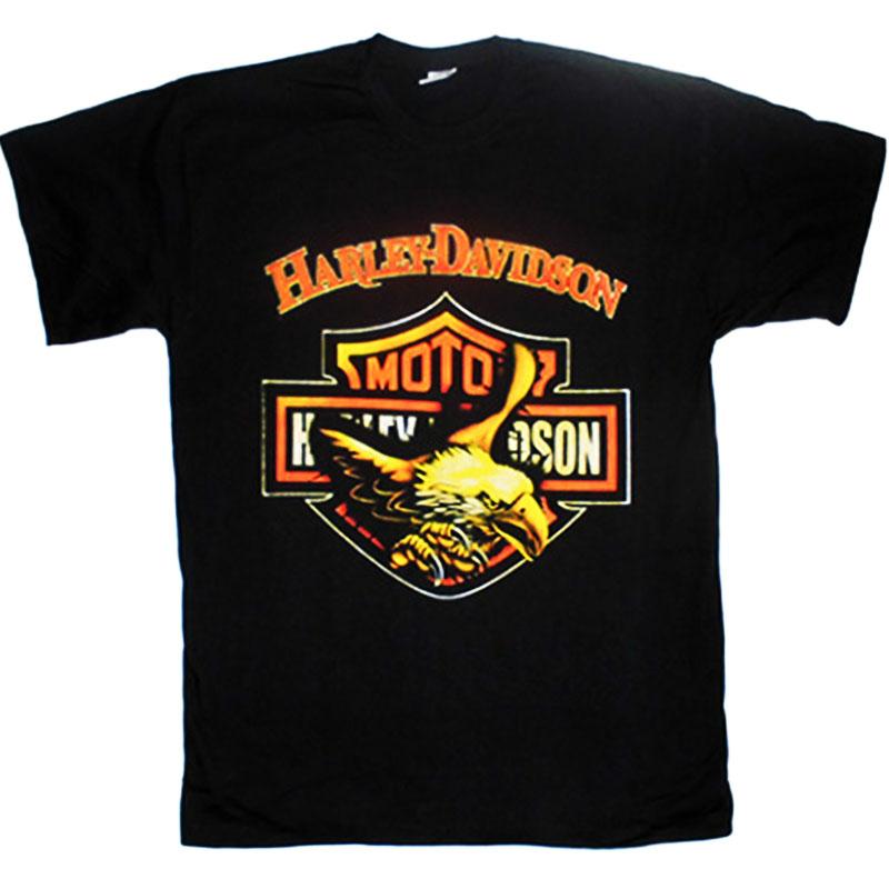 T-Shirt Harley Davidson Eagle