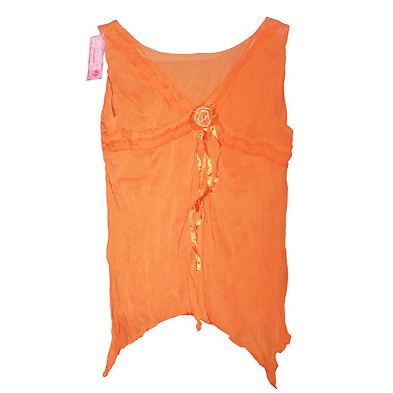 Top Med Ros Orange