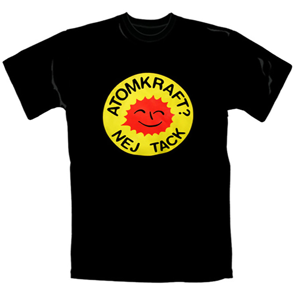 T-Shirt Atomkraft Nej Tack
