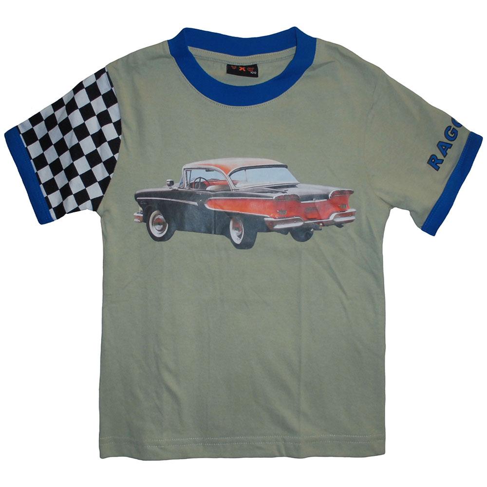 Barn T-Shirt Raggare 5