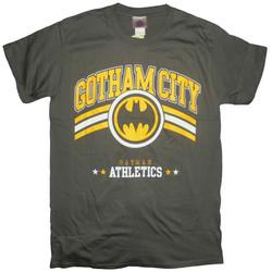 T-Shirt Batman Gotham City Athletics