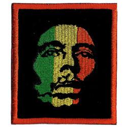 Tygmärke Bob Marley 2