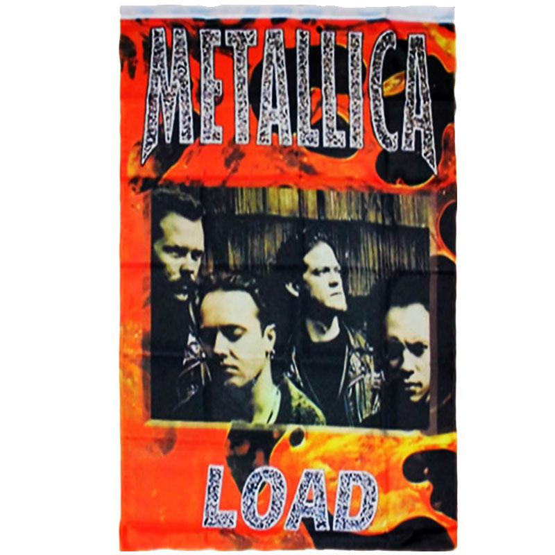 Posterflagga Metallica - Load