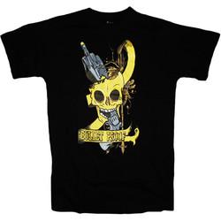 T-Shirt_Bullet_Proof_Mörkgrå