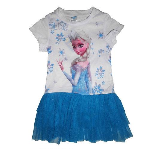 Barnklänning Frozen