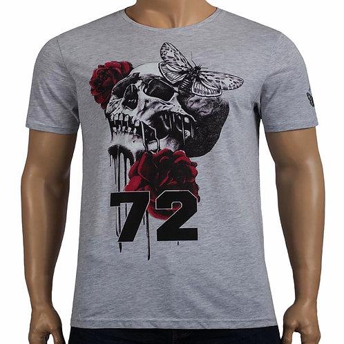 72 Skull & Rose T-Shirt