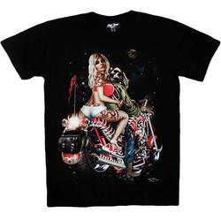 T-Shirt The Girl Behind Fram