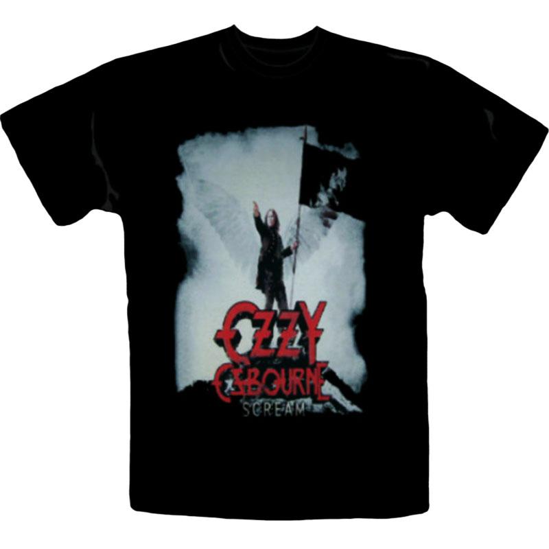 T-Shirt Ozzy Scream