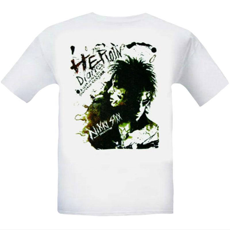 T-Shirt Nikki Sixx