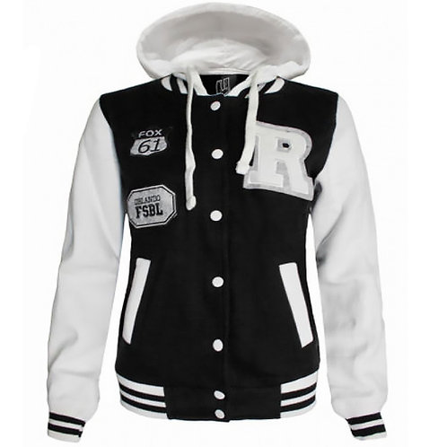Versace R Hood Jacket