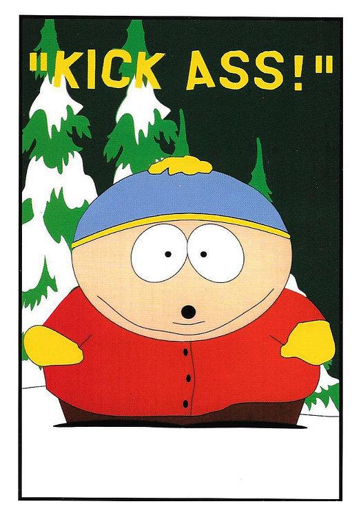 Vykort South Park 3