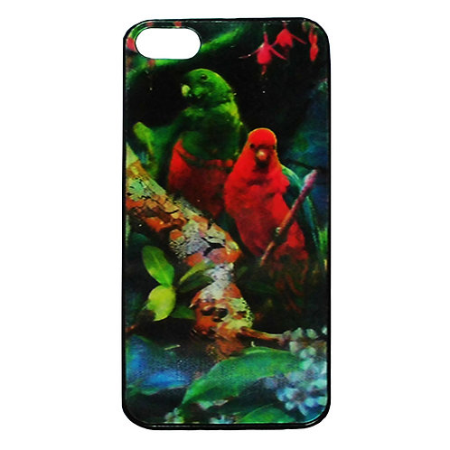 Iphone 5 3D Skal - Birds