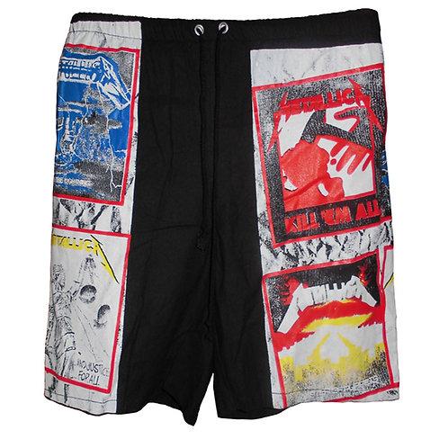 Shorts Metallica