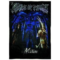 Posterflagga Cradle Of Filth - Midian