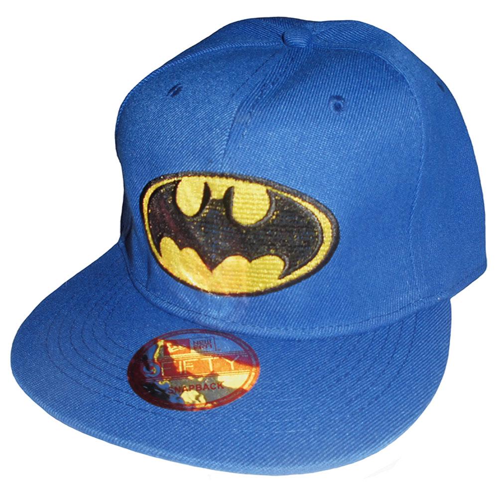Keps_Batman_Blå