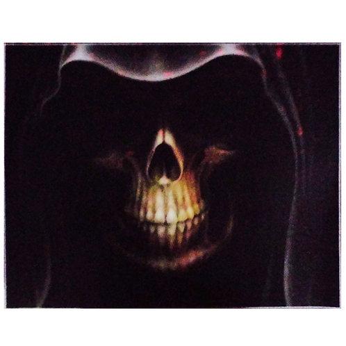 Laptop Skin Skull
