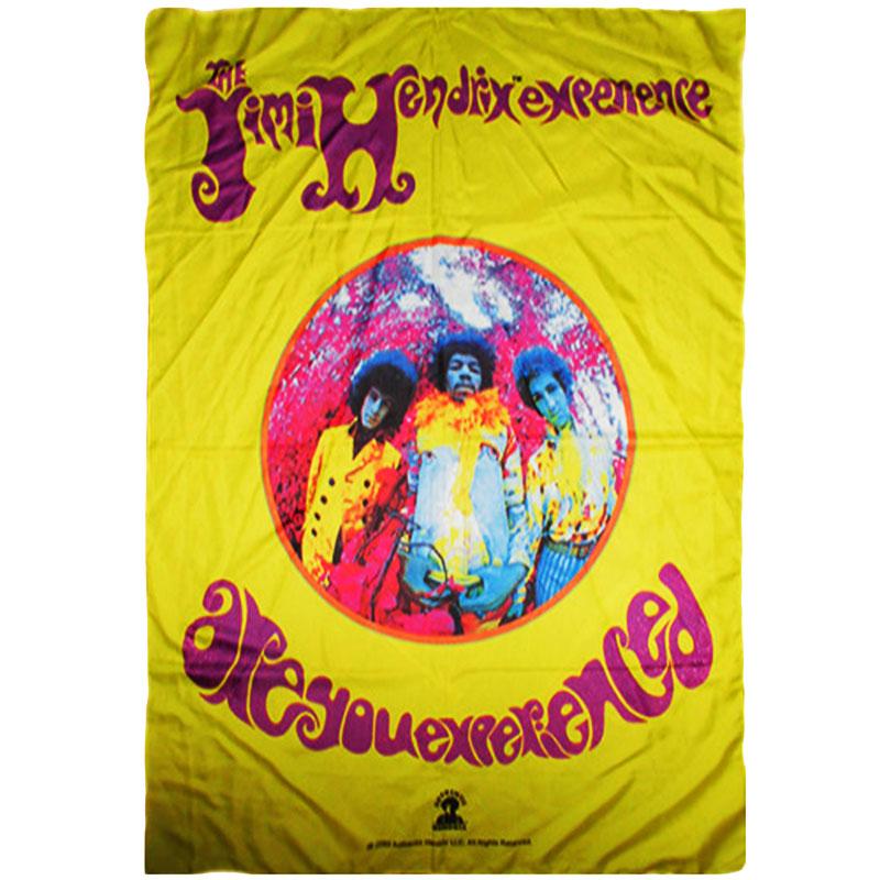 Posterflagga Jimi Hendrix Experience