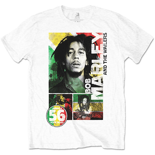 Bob Marley - 56 Hope Road Rasta