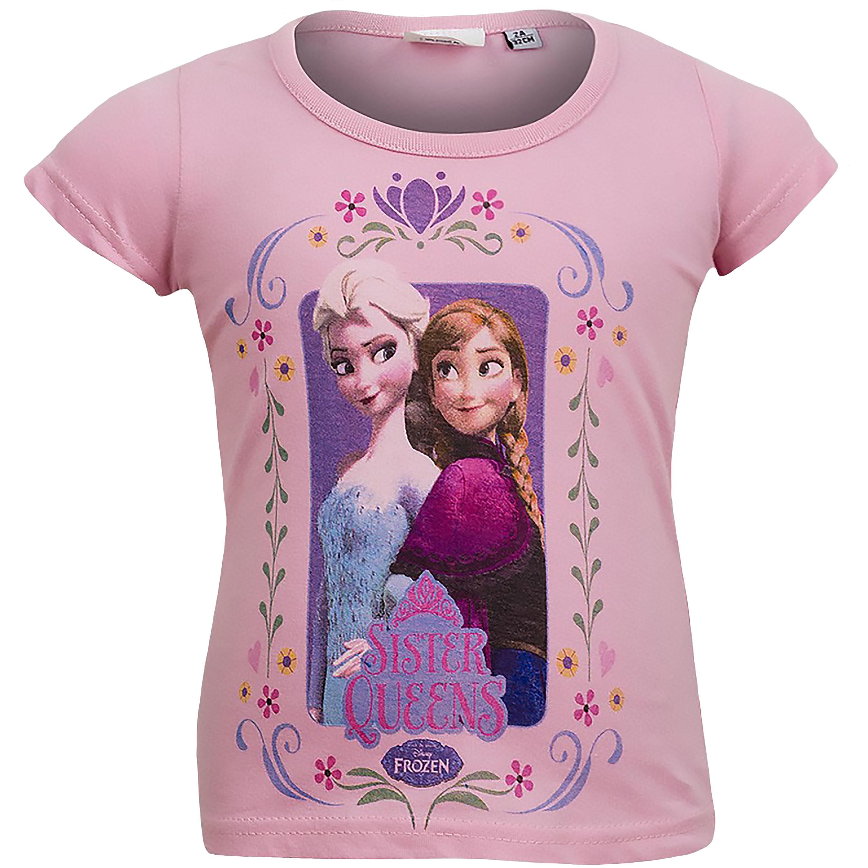 Barn T-Shirt-frozen Rosa