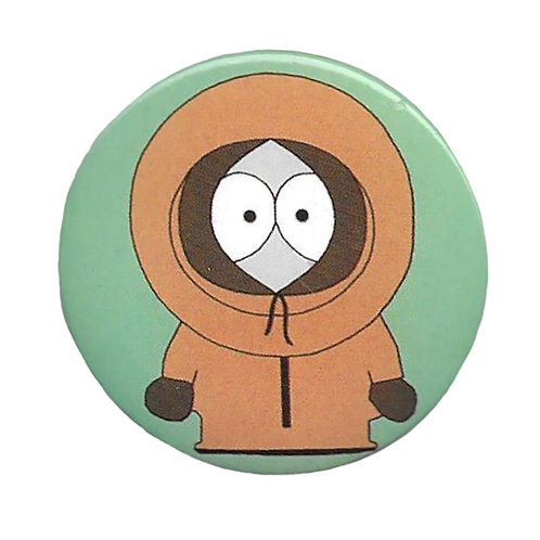 Badge - South Park - Kenny McCormick
