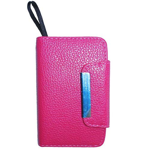 Mobil Fodral/Plånbok Iphone 4 Rosa