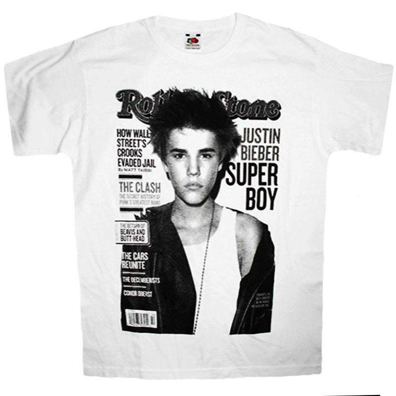 T-Shirt Justin Bieber