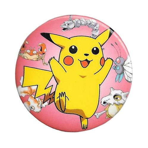 Badge - Pokémon - Pikachu