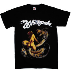 T-Shirt Whitesnake