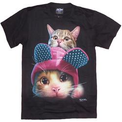 T-Shirt Katt 2
