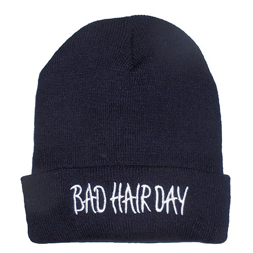 Bad Hair Day - Dark Blue