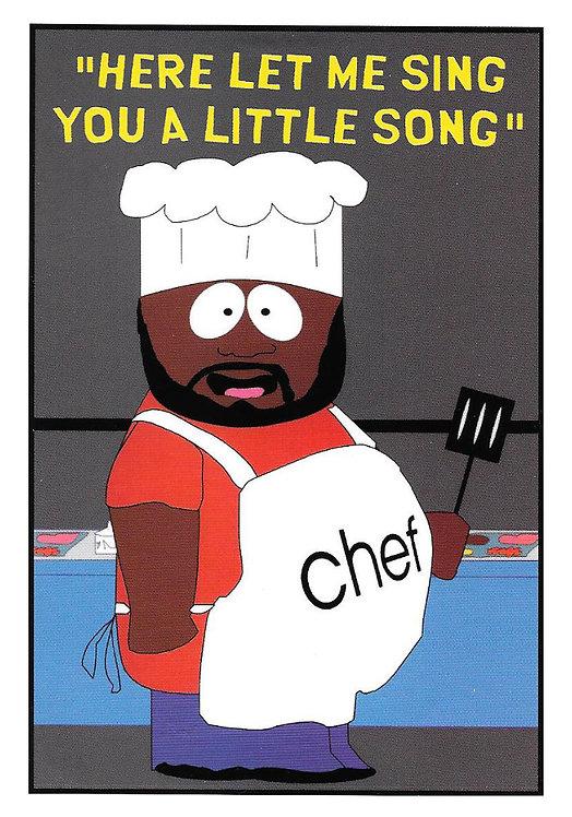 Vykort South Park 2