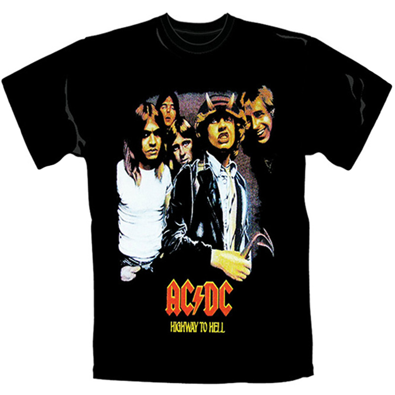 T-Shirt AC-DC Highway To Hell