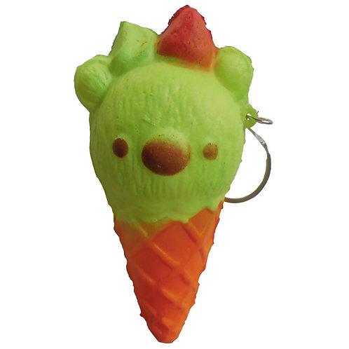 Jumbo Squichy Cream Cone