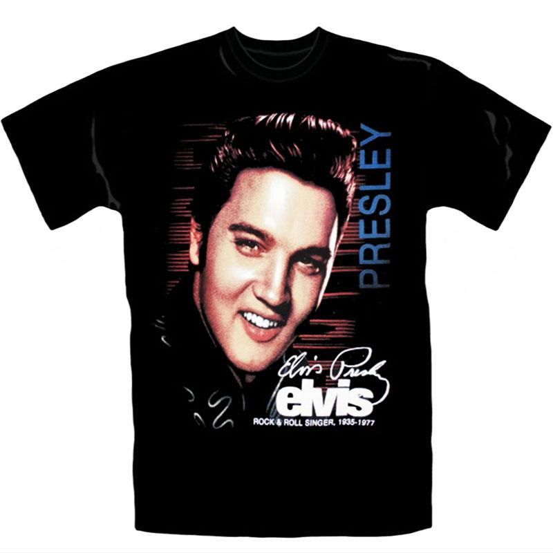 T-Shirt Elvis Presley Face