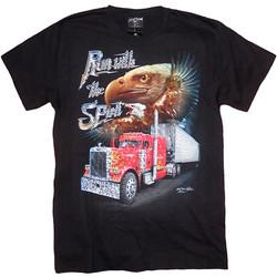 T-Shirt Run With The Spirit