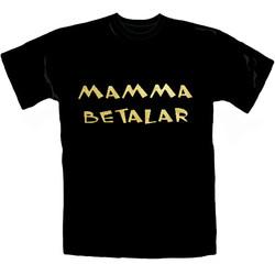 T-Shirt Mamma Betalar