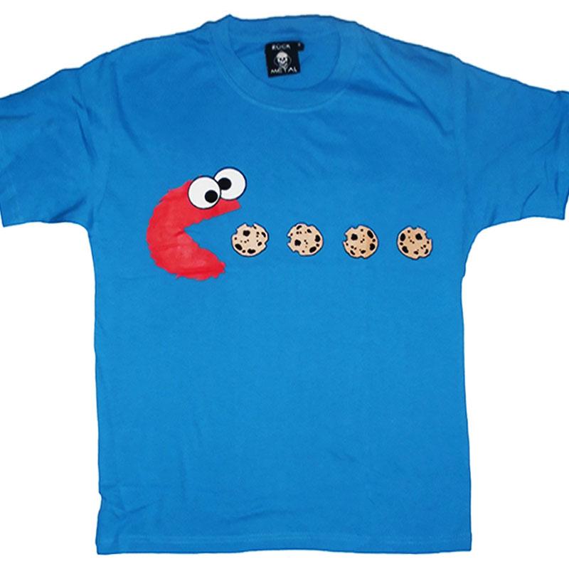 T-Shirt Pac Man Cookie