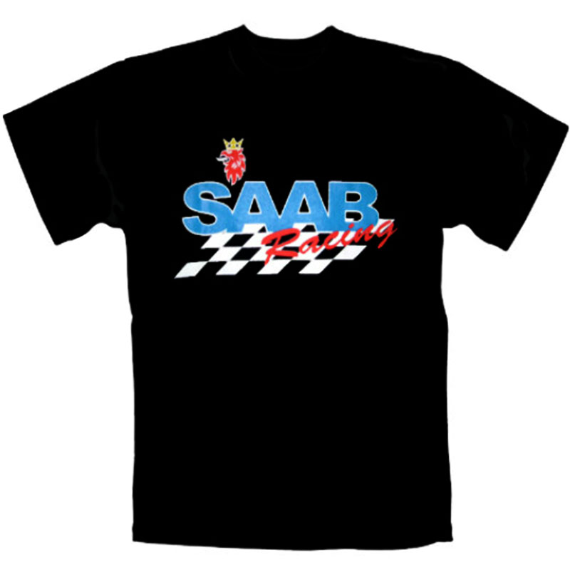 T-Shirt SAAB Racing