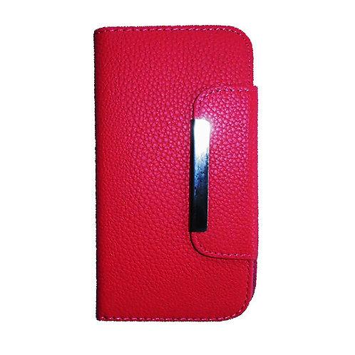 Mobil Fodral Samsung S4 Röd