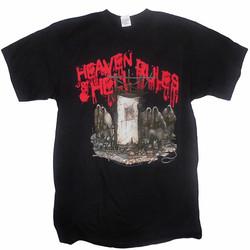 T-Shirt Heaven & Hell Rules Fram