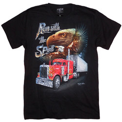 T-Shirt Lastbil