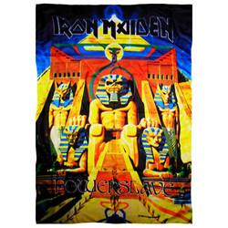 Posterflagga Iron Maiden - Powerslave