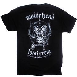 T-Shirt Motorhead Local Crew Bak