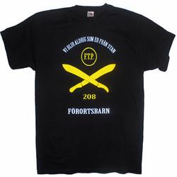T-Shirt Förortsbarn