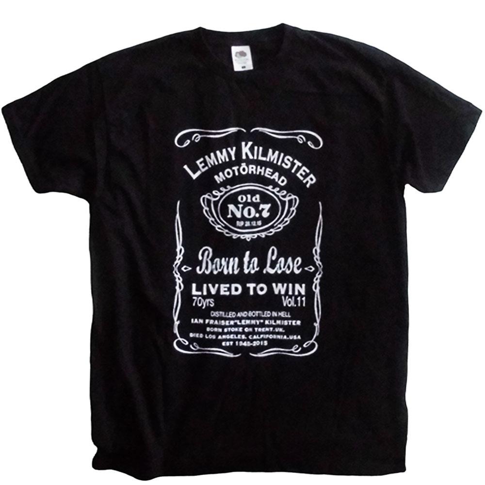 T-Shirt Lemmy Motorhead