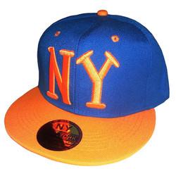 Keps_NY_Blå_Orange