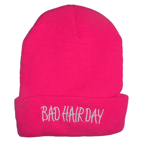 Bad Hair Day - Pink