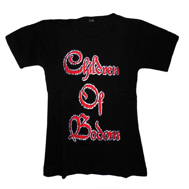 Tjej T-Shirt Children Of Bodom