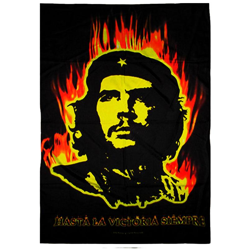 Posterflagga Che Guevara